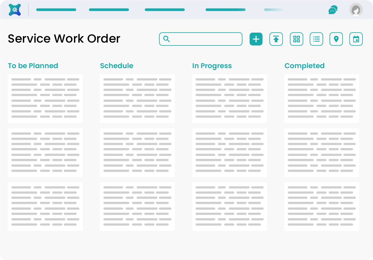 Manage Service Work Orders Seamlessly